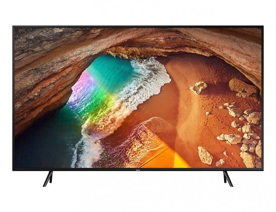 "TV s uhlopriečkou 65"" (165 cm) Smart televízor Samsung QE65Q60R (2019) / 65 (163 cm)"