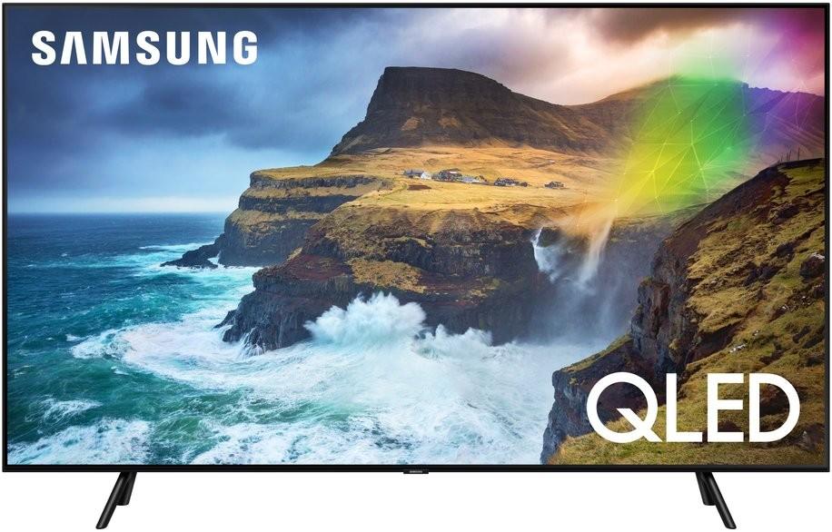 "TV s uhlopriečkou 65"" (165 cm) Smart televízor Samsung QE65Q70R (2019) / 65"" (163 cm)"