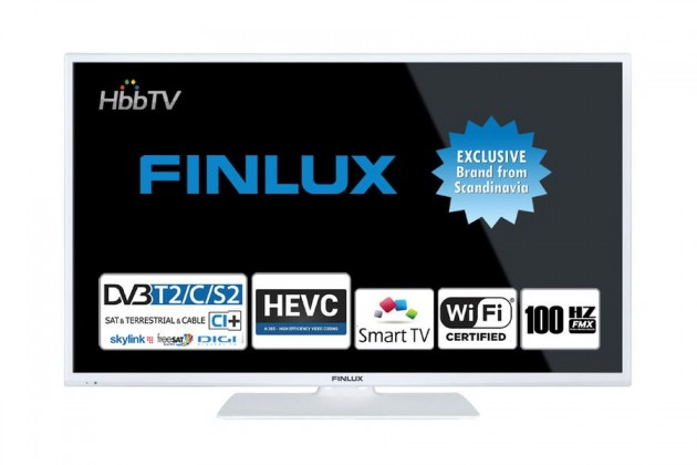 "TV s uhlopriečkou do 31"" (79 cm) Smart televízor Finlux 24FWD5660 (2019) / 24"" (61 cm)"