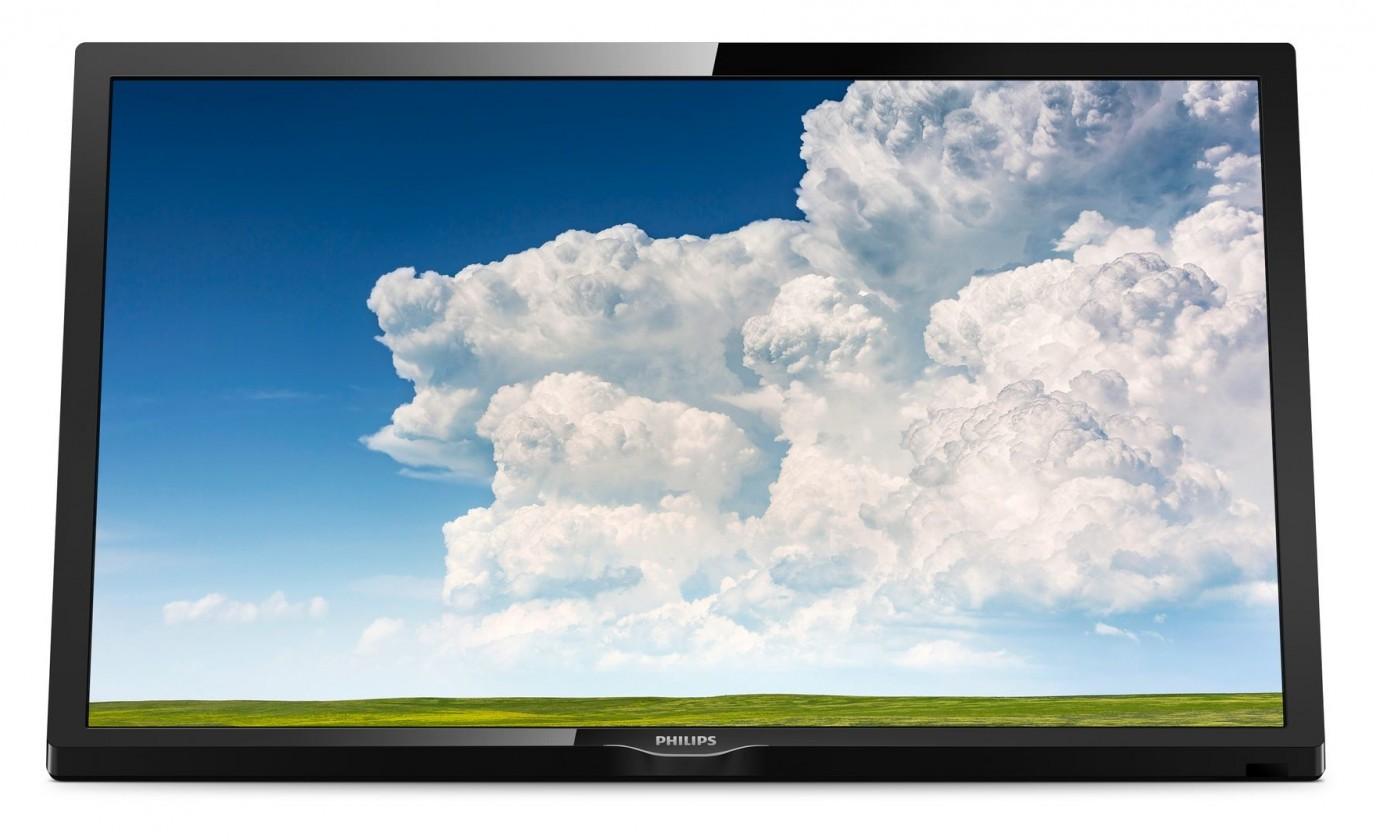 "TV s uhlopriečkou do 31"" (79 cm) Televize Philips 24PHS4304 (2019) / 24 (60 cm)"