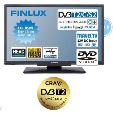 "TV s uhlopriečkou do 31"" (79 cm) Televízor Finlux 22FDMC4760 (2020) / 22"" (57 cm)"