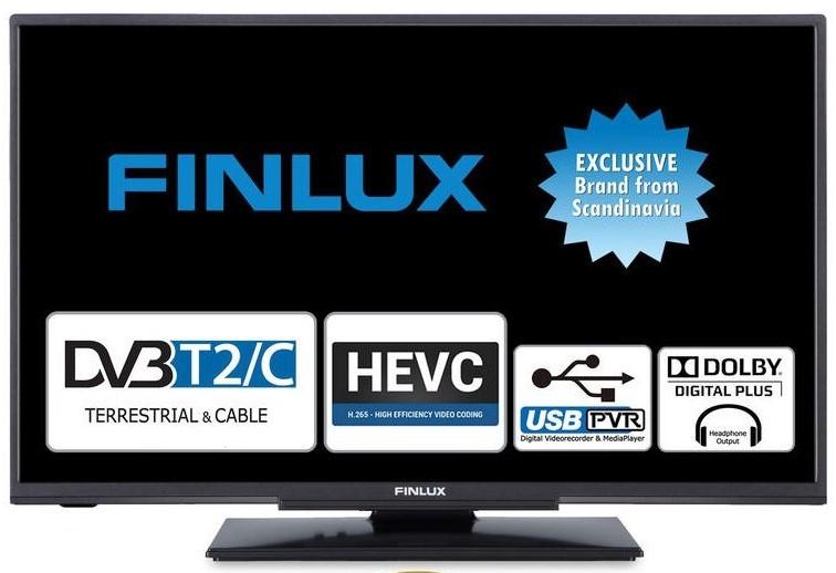"TV s uhlopriečkou do 31"" (79 cm) Televízor Finlux 24FHD4220 (2020) / 24"" (61 cm)"