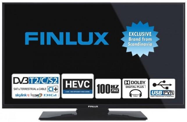 "TV s uhlopriečkou do 31"" (79 cm) Televízor Finlux 24FHD4760 (2020) / 24"" (61 cm)"