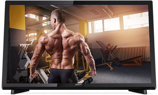 "TV s uhlopriečkou do 31"" (79 cm) Televízor Philips 22PFS5403/12 (2018) / 22"" (55 cm)"