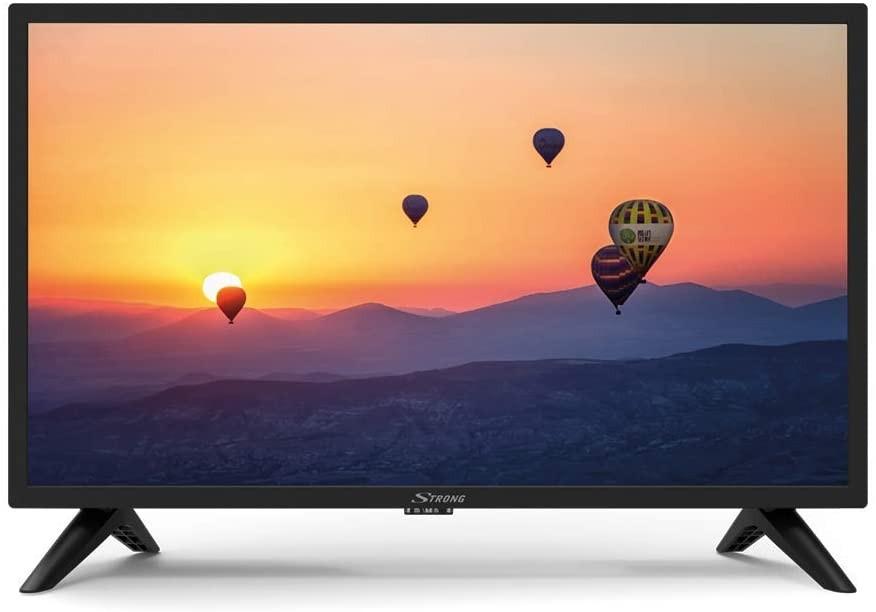 """TV s uhlopriečkou do 31"""" (79 cm) Televízor Strong SRT24HC3023 (2020) / 24"""" (61 cm)"""