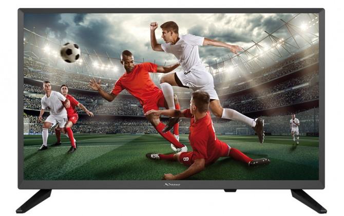 """TV s uhlopriečkou do 31"""" (79 cm) Televízor Strong SRT24HZ4003N (2017) / 24"""" (60 cm)"""