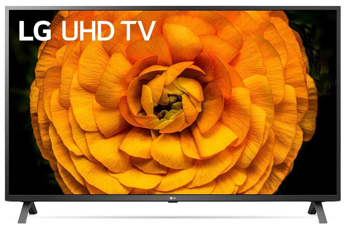 """TV s uhlopriečkou nad 70"""" (177 cm) Smart televízor LG 82UN8500 (2020) / 82"""" (207 cm)"""