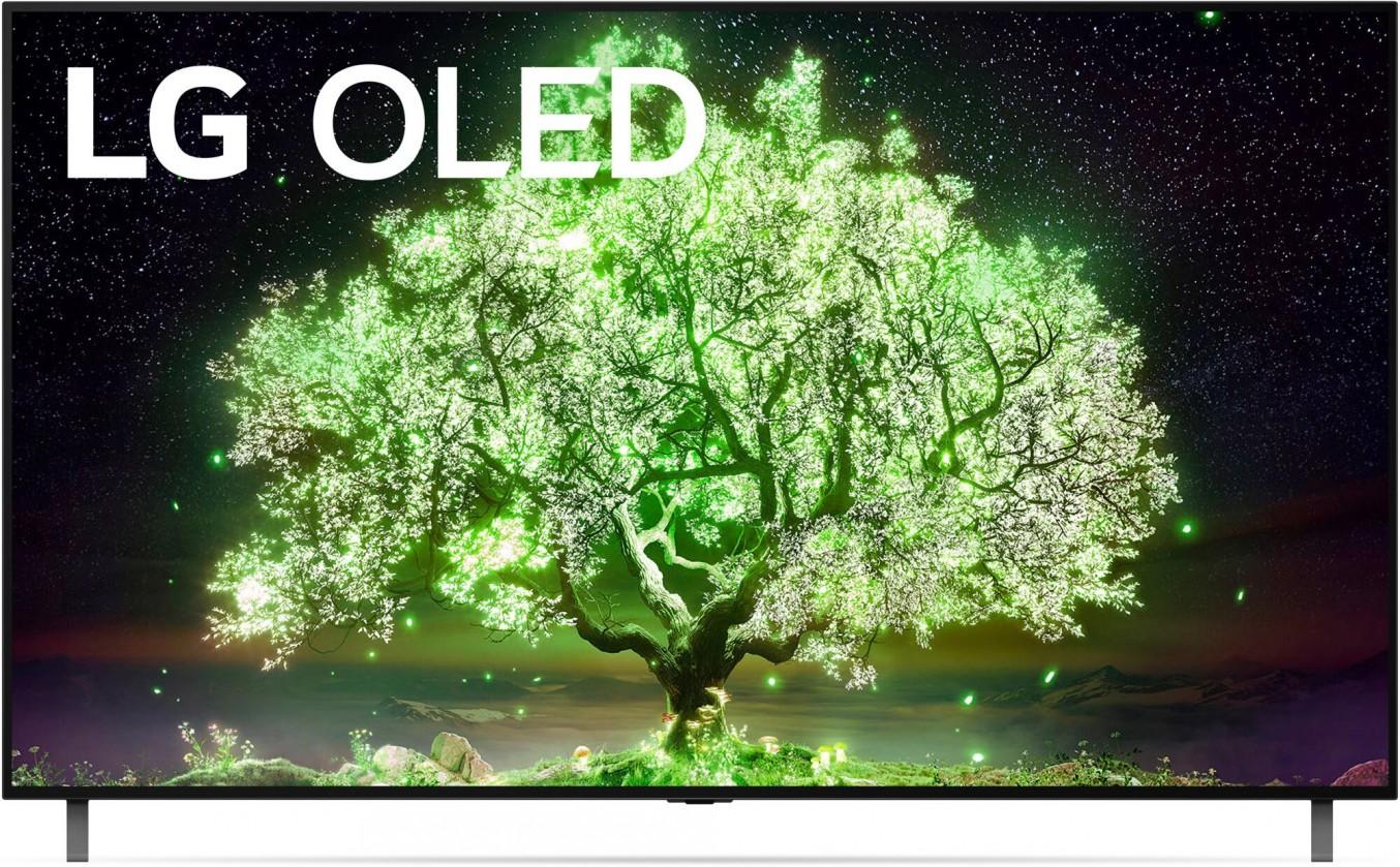 """TV s uhlopriečkou nad 70"""" (177 cm) Smart televízor LG OLED77A13 (2021) / 77"""" (195 cm)"""