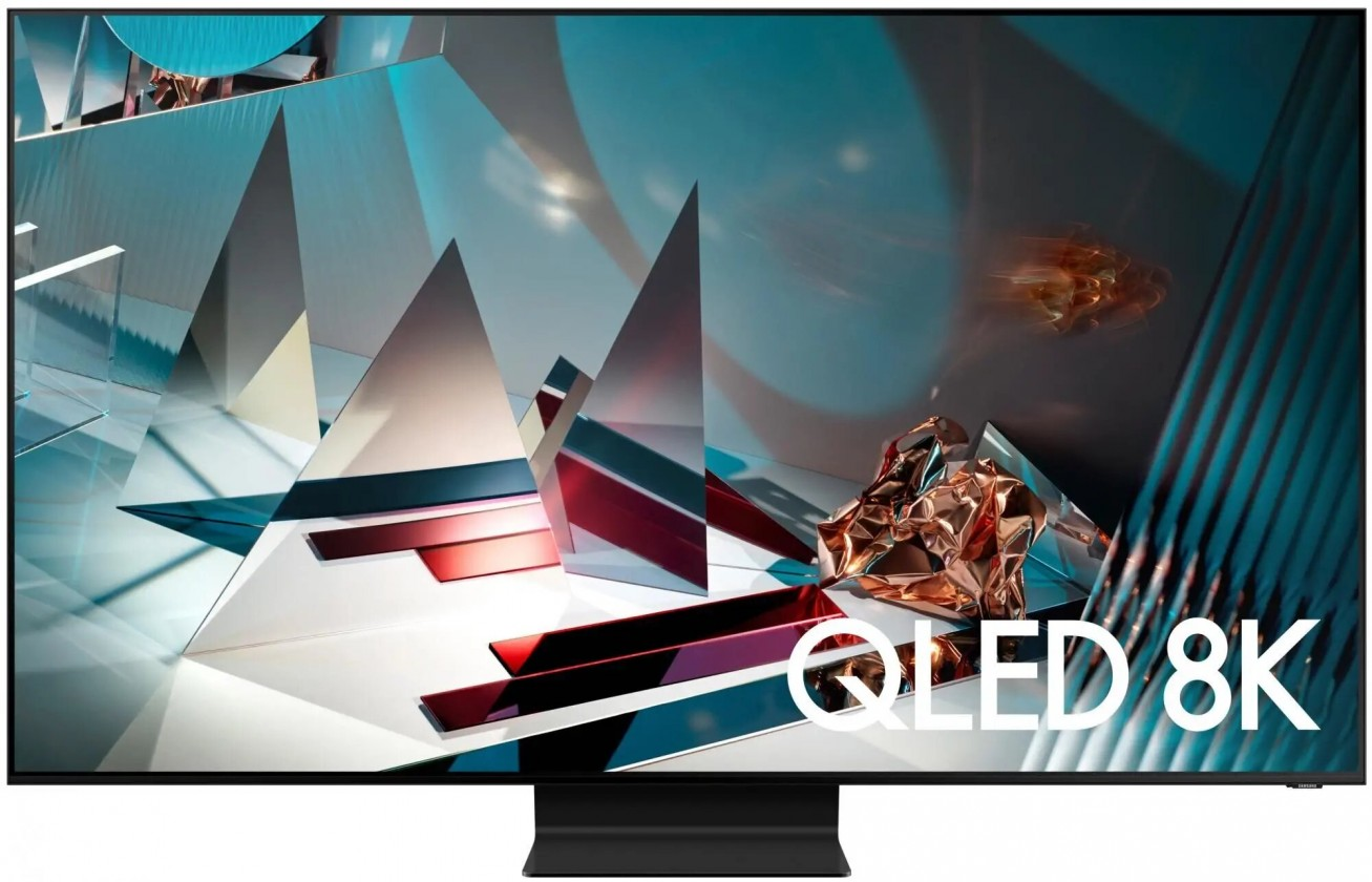 "TV s uhlopriečkou nad 70"" (177 cm) Smart televízor Samsung QE75Q800T (2020) / 75"" (191 cm)"
