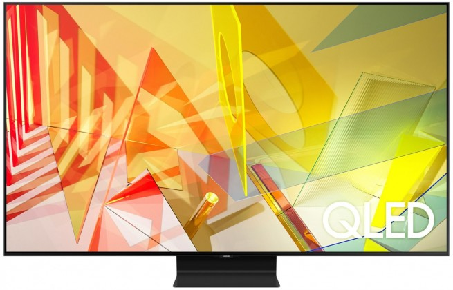 "TV s uhlopriečkou nad 70"" (177 cm) Smart televízor Samsung QE75Q90T (2020) / 75"" (191 cm)"