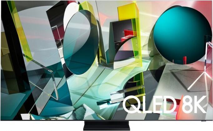 "TV s uhlopriečkou nad 70"" (177 cm) Smart televízor Samsung QE75Q950T (2020) / 75"" (191 cm)"