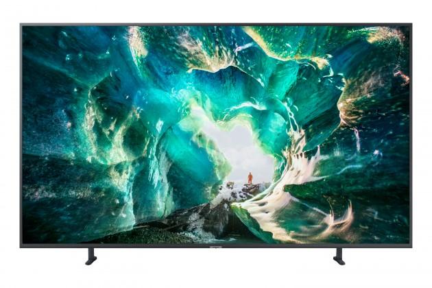 "TV s uhlopriečkou nad 70"" (177 cm) Smart televízor Samsung UE82RU8002 (2019) / 82 (208 cm)"