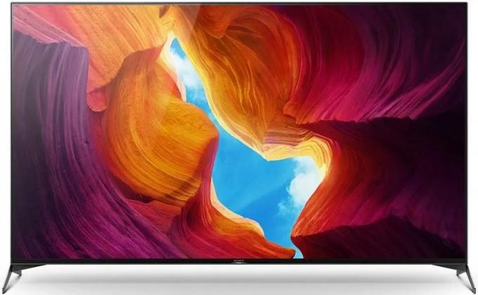 """TV s uhlopriečkou nad 70"""" (177 cm) Smart televízor Sony KD-85XH9505 (2020) / 85"""" (215 cm)"""