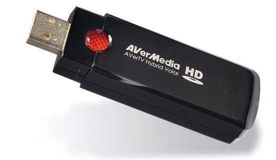 TV tuner AVerMedia AVerTV Hybrid Volar HD H830