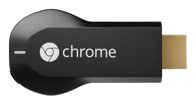 TV tuner Google Chromecast
