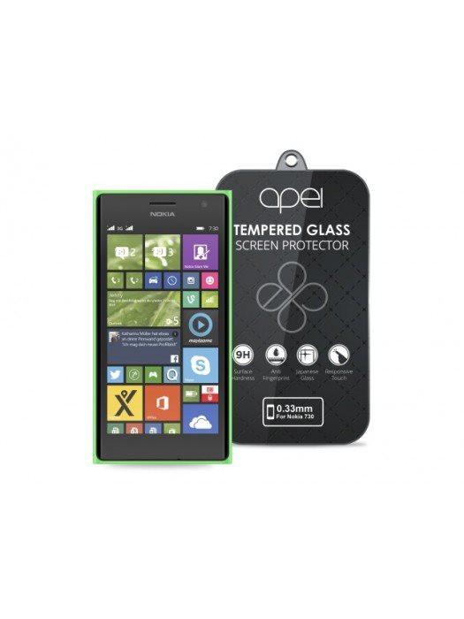 Tvrdené sklá Aligator Glass tvrdené sklo pre Nokia Lumia 830