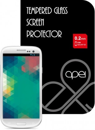Tvrdené sklá Apei Glass Protector Galaxy S3 mini (12126)