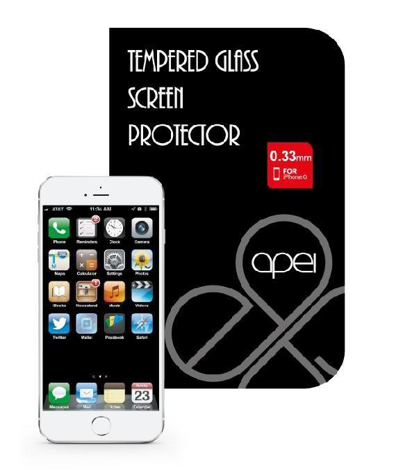 Tvrdené sklá Apei Glass Protector pro iPhone 6 (12124)