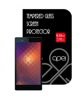 Tvrdené sklá Apei Glass Protector pro Xperia Z1 (12122)