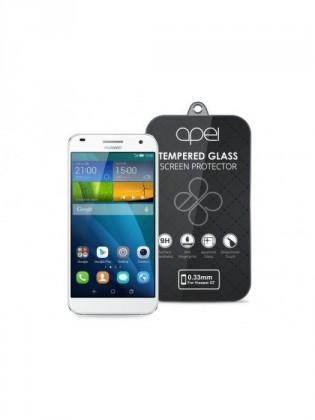 Tvrdené sklá Apei Slim Round Glass pretector for Huawei G7 (0.3MM)