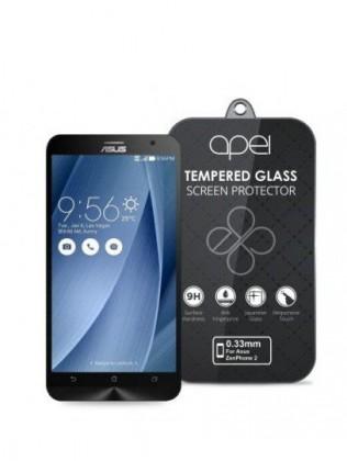 Tvrdené sklá Apei Slim Round Glass Protector Asus ZenFone 2 (0.3mm) ROZBALENÉ
