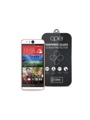 Tvrdené sklá Apei Slim Round Glass Protector for HTC EYE (0.3mm)