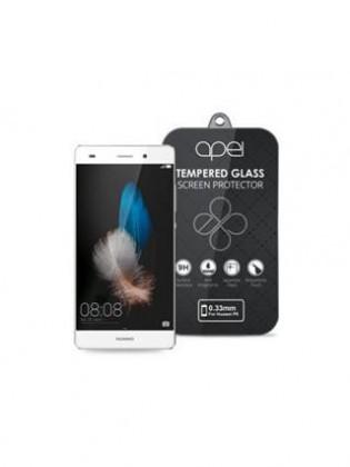 Tvrdené sklá Apei Slim Round Glass Protector for Huawei P8 (0.3mm)