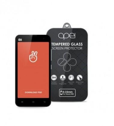 Tvrdené sklá Apei Slim Round Glass Protector for Xiaomi Mi 2 (0.3mm)