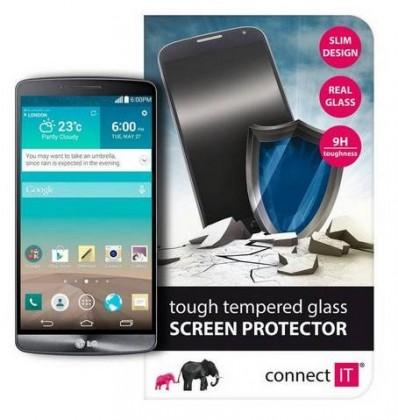 Tvrdené sklá Connect IT Ochranné tvrdené sklo LG G3 CI-471