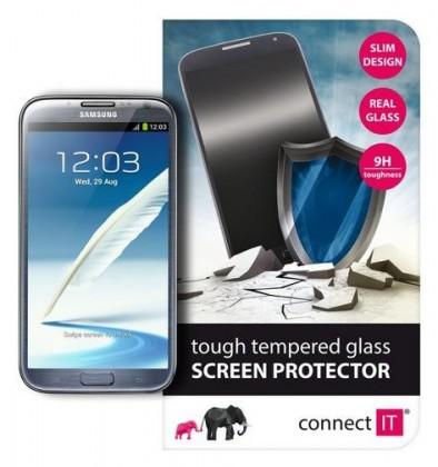 Tvrdené sklá Connect IT Ochranné tvrdené sklo Samsung Note2 CI-451