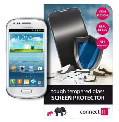 Tvrdené sklá Connect IT Ochranné tvrdené sklo Samsung S3 mini CI-453