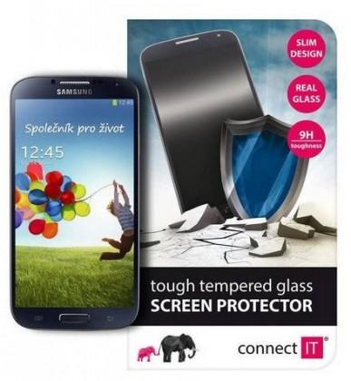 Tvrdené sklá Connect IT Ochranné tvrdené sklo Samsung S4 CI-449
