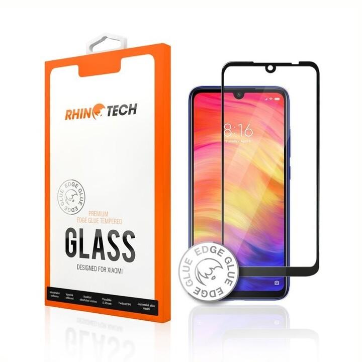 Tvrdené sklá Tvrdené sklo RhinoTech pre Xiaomi Redmi Note 8T (Edge glue)