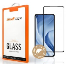 Tvrdené sklo 2.5D na Xiaomi Mi 11 Lite/Mi 11 Lite 5G, Full Glue