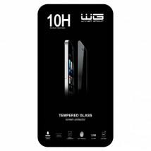 Tvrdené sklo pre Huawei Y5 2018/Honor 7S, čierna POŠKODENÝ OBAL