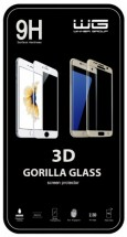 Tvrzené sklo 3D Samsung Galaxy J3 (2017)/black