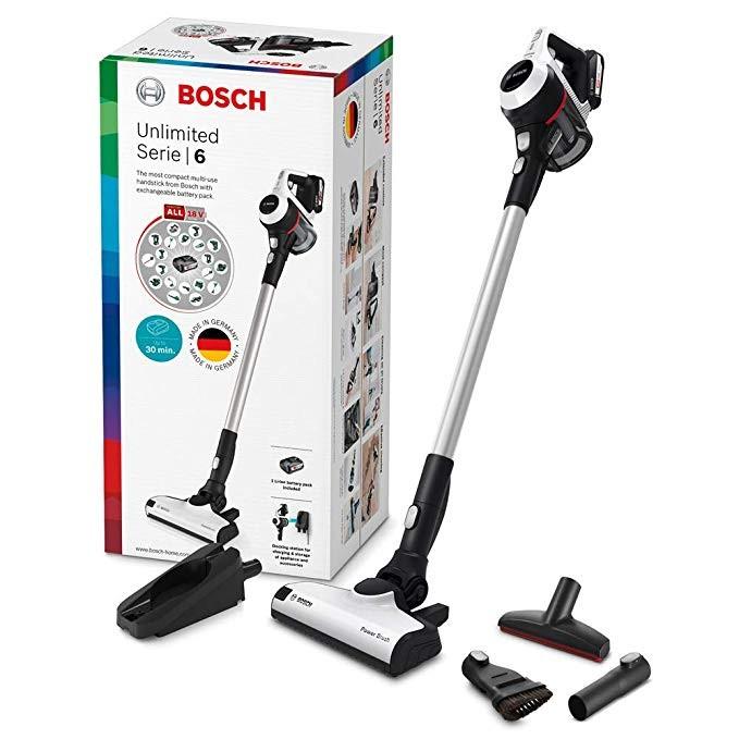 Tyčový vysávač Tyčový vysávač Bosch Unlimited S6 BCS611AM