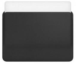Ultratenké puzdro na MacBook 13 COTEetCI PU čierne MB1018-BK