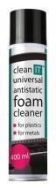 Univerzálna anitstatická čistiaca pena CLEAN IT CL170, 400 ml