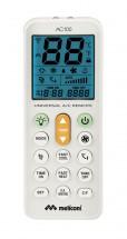Univerzálne diaľkové ovládanie pre klimatizácie Meliconi 802101