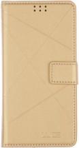 "Univerzálne puzdro New Cross Unibook 5,5"", zlaté"