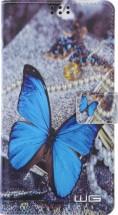"""Univerzálne puzdro pre telefón do 5,5"""", motýlik"""