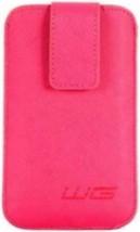 Univerzálne puzdro pre telefón WG Pure, vsuvka, 80x140mm, ružové