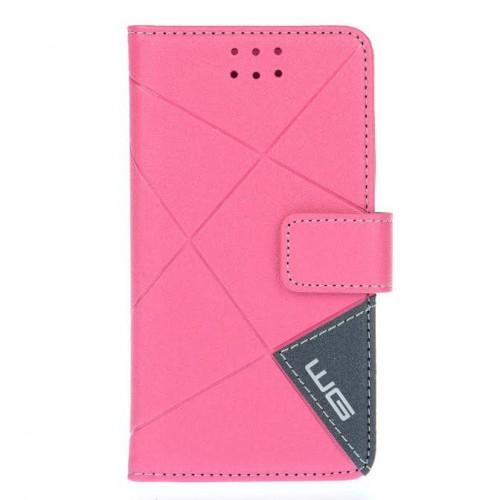 """Univerzálne púzdro pre telefóny 5,5"""", ružová"""