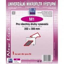Univerzálny mikrofilter Jolly M1, výstupný
