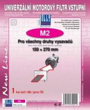 Univerzálny mikrofilter Jolly M2, vstupný