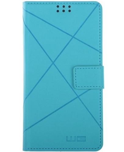 """Univerzálny obal na telefón do 5,5 """", modrá"""