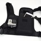 Univerzálny postroj na telo pre akčné kamery N256