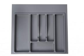 Univerzálny príborník 60 cm, sivá
