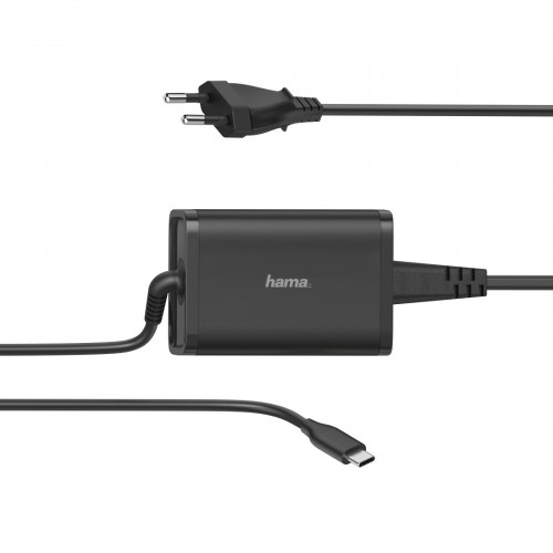 Univerzálny USB-C napájací adaptér Hama 65W (200006)